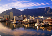 Cheap flights to Cape town from Manchester